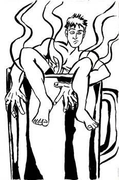 Man in a Mug Inks