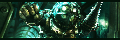 Bioshock Signature by milton360x