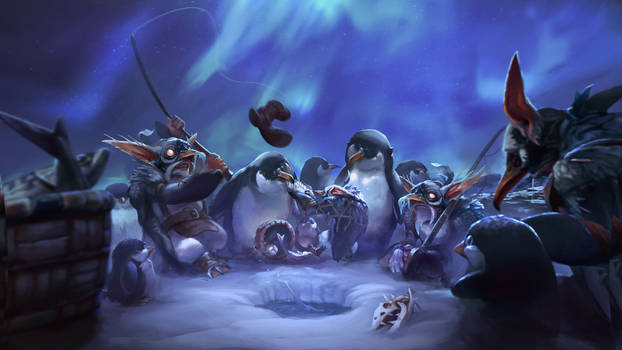 Arctic Scavenger-Frostivus