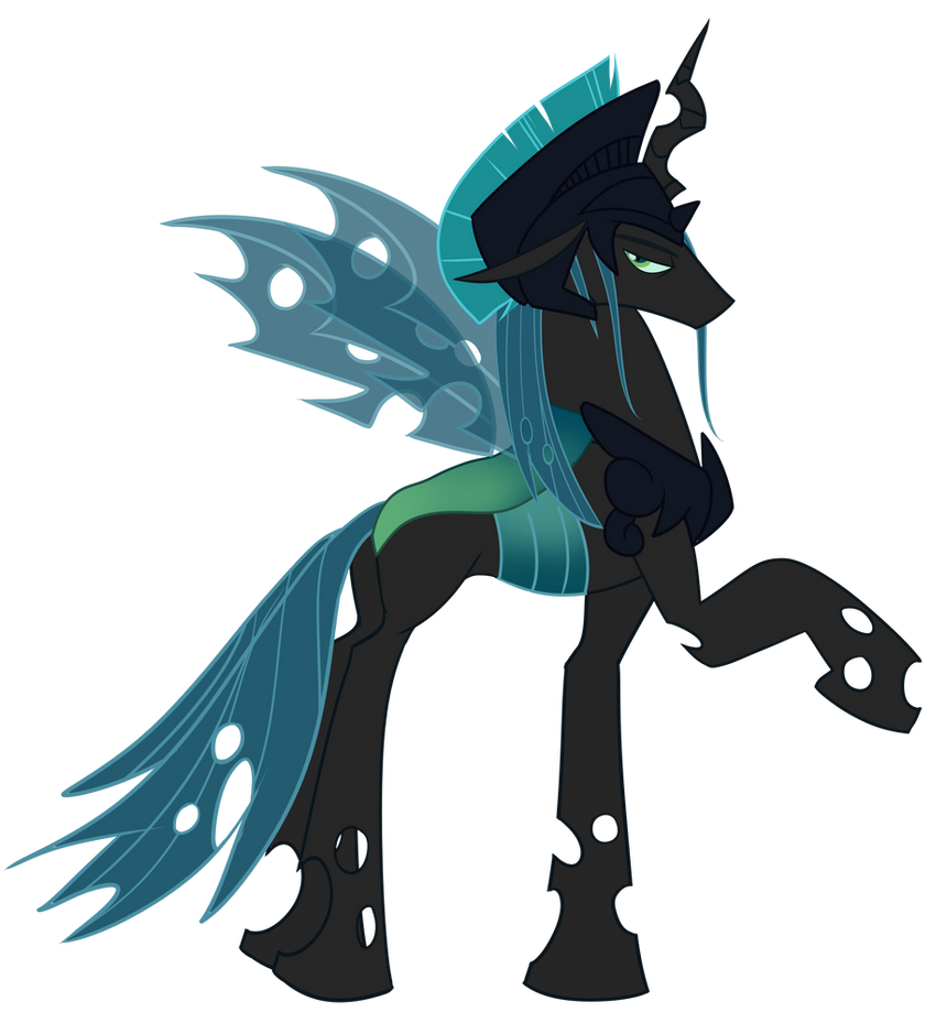 Changling King by Wicklesmack