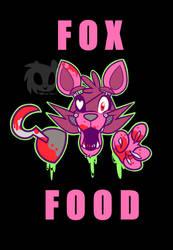 Fox Food by Wicklesmack