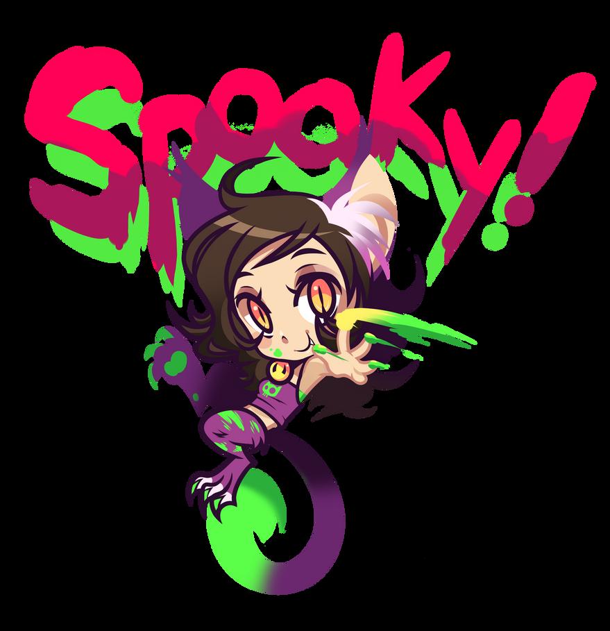Spooky Surprise by Wicklesmack