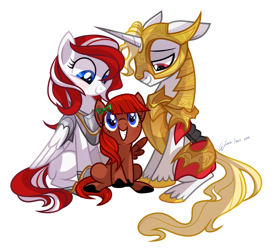 Family by Wicklesmack