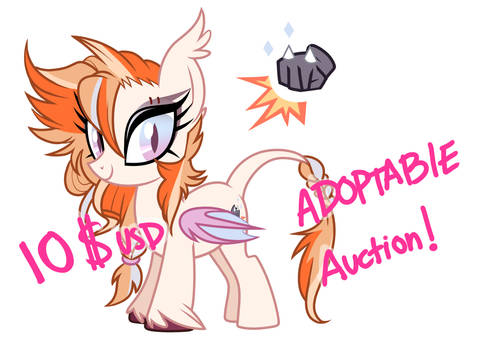ADOPTABLE AUCTION Closed by Wicklesmack