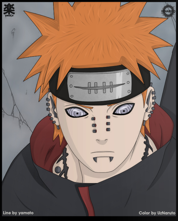 Pain Naruto Wallpaper: Pain By UzNaruto On DeviantArt