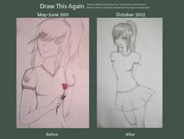 Draw this again, Misuki by Brownie-B-Bunny