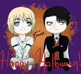 Halloween by Brownie-B-Bunny