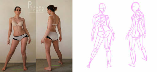 Character Design: Gesture Drawing by EricTiddle
