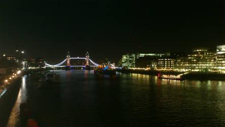 London - Tower Bridge - Nightshot