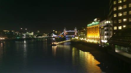 London - Tower Bridge - Nightview