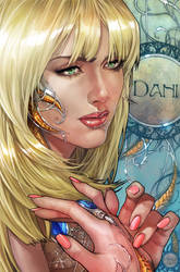 WB130 Cover - Daniele Baptiste by SunnyGho