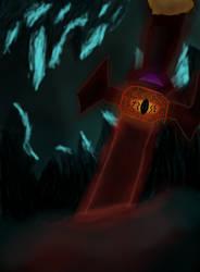 Ruinous Blade by Euralore