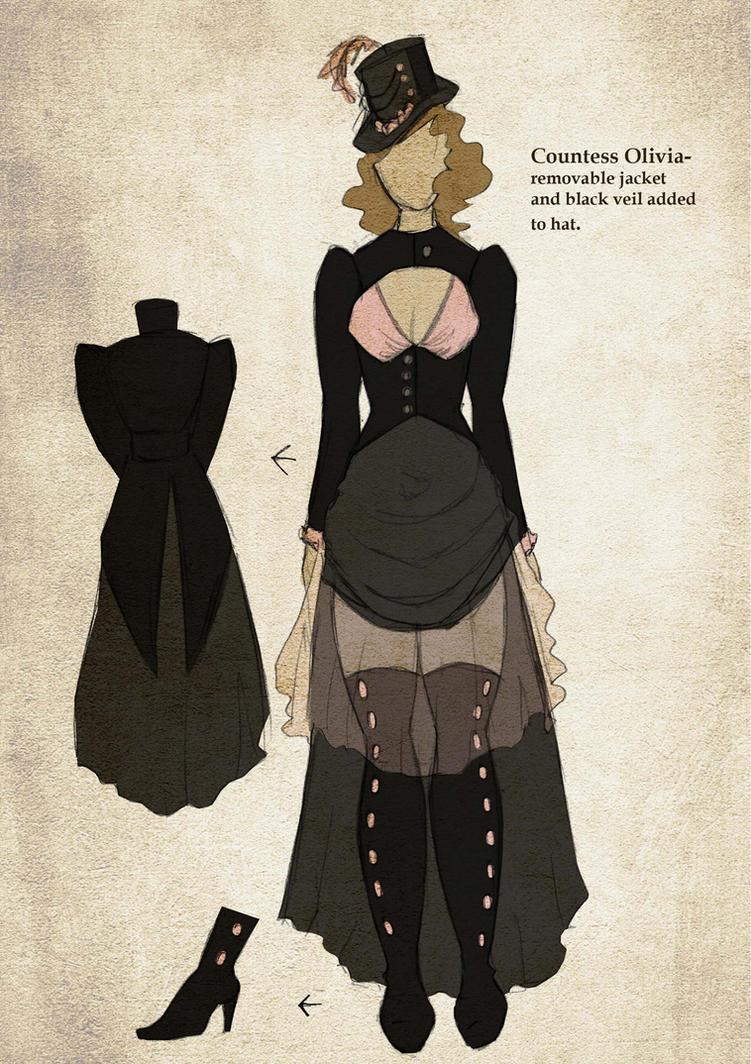 Twelfth Night Costume 2 by ElizabethBlue