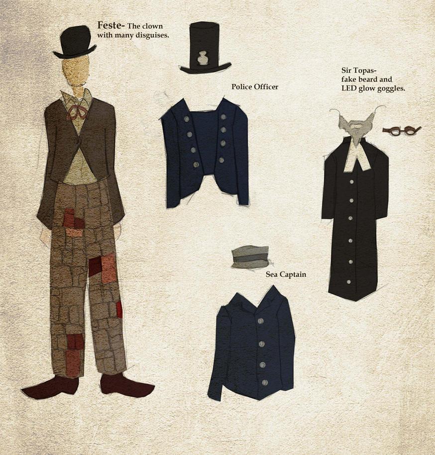 Twelfth Night Costume 10 by ElizabethBlue
