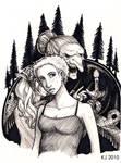 Anja and the Baba Yaga