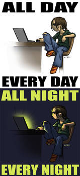All Day, All Night