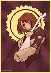 DAO: Leliana's Grace