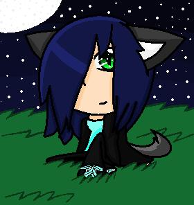 Under The Moon by TheShiningSun