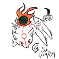 Little Warrior by SarurunKamui