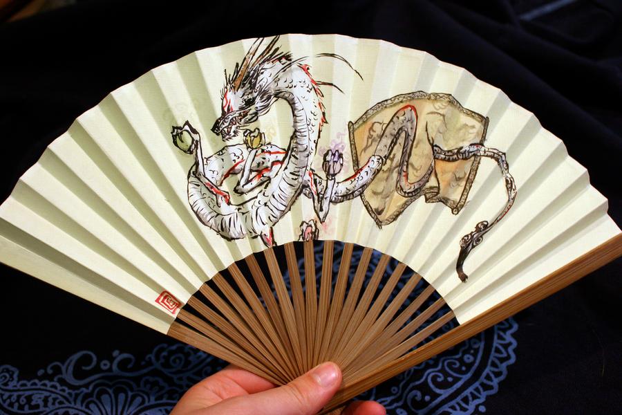 Yomigami Fan by SarurunKamui