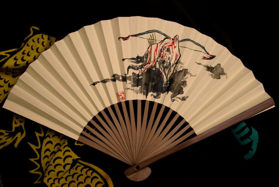 Gekigami Fan by SarurunKamui