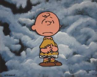 The Despair of Charlie Brown by kevinmule