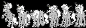 UG Unicorn Avatars by Pepsi-Meth