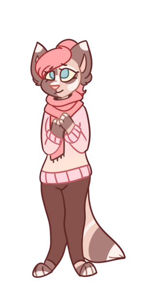 Ailbhe adopted from ChocoWhite-QueenDuck by Pepsi-Meth