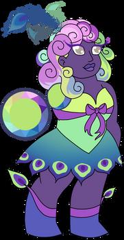 {~Steven Universe OC~} Peacock Topaz
