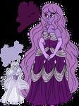 {~CLOSED~} Purple Diamond and Pearl Adopt