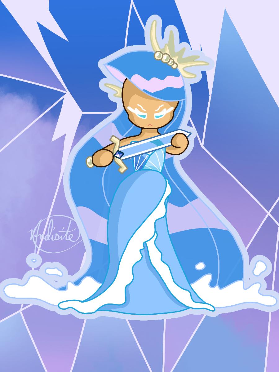 Sea Fairy Cookie by Pepsi-Meth