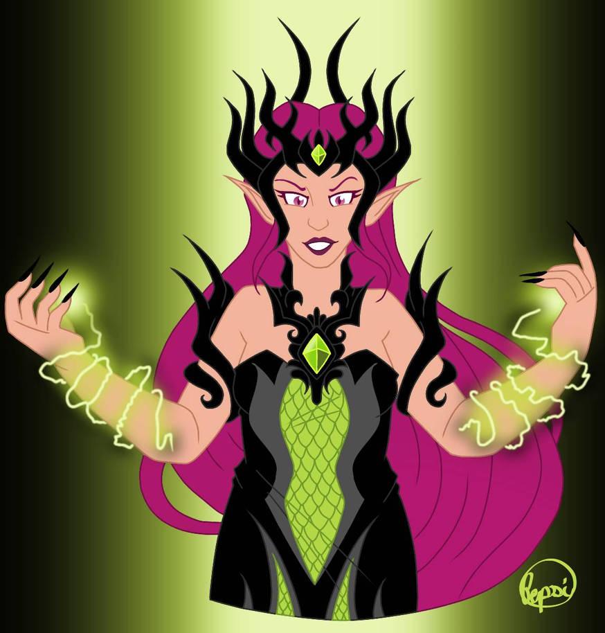 Ragana Shadowflame by Pepsi-Meth