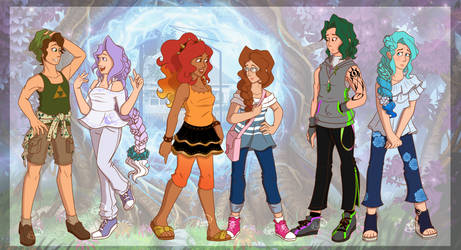 Lego Elves: To Earth!