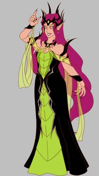 Ragana Shadowflame {Alternate Outfit}