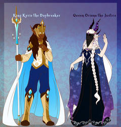 The Monarchs of Elvendale