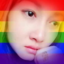 Diamond Zhang Fan Art