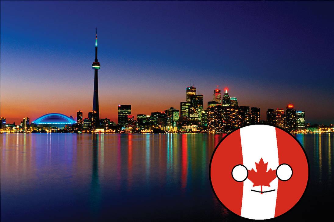 Canada countryball
