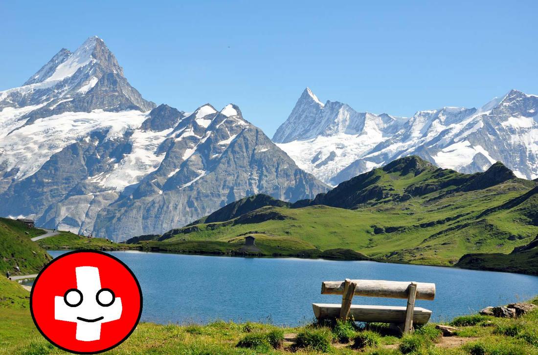 Switzerland countryball