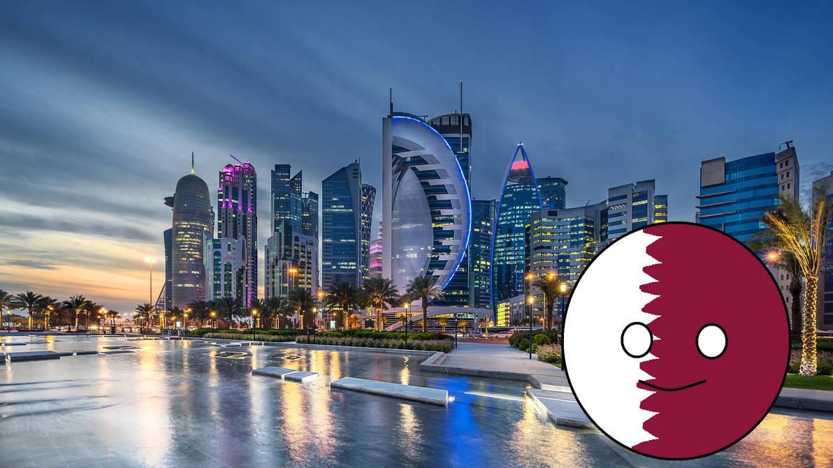 Qatar countryballs