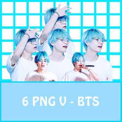 6 PNG V - BTS