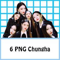 6 PNG Chungha