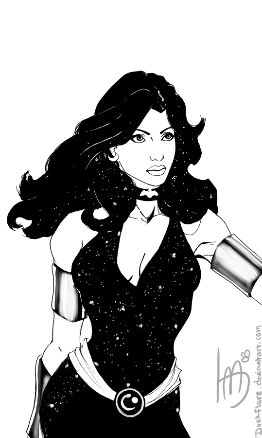 Donna Troy by duskflare