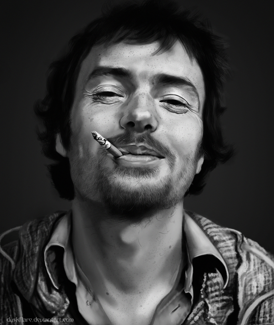 Damien Rice by duskflare on deviantART
