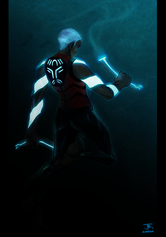 Aqualad by duskflare