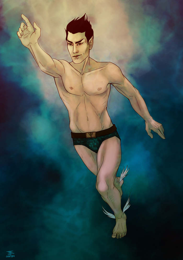 Namor by duskflare