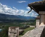 Val di Non da Castel Thun