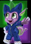 Spike Pony Pj