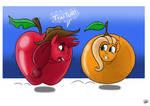 Aplleapplejack And Orangefluttershy - S5Ep22