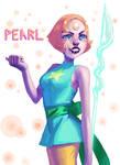 Pearl- Steven Universe