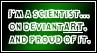 A Scientist On DeviantART by TheInimitableECypher